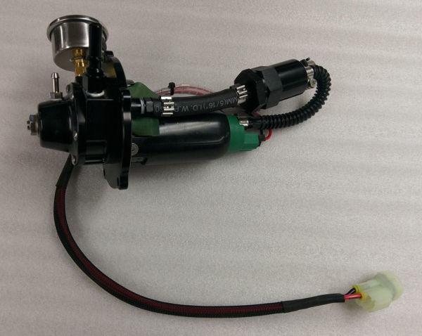 H2 fuel system