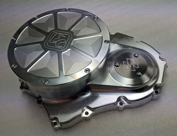 Picture of GSXR 1000 K9 Quick access clutch cover