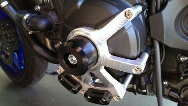 Picture of MT-09 (FZ-09) Engine Armour L/S