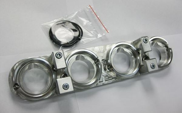 Picture of Throttle body adaptor - ZX10R > ZX9R
